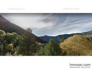 Acheter Terrain Canillo Andorre : 755 m2, 250 000 EUR