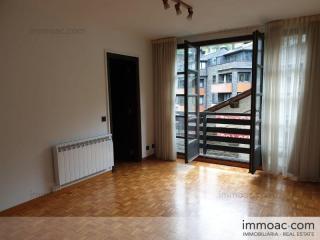 louer Appartement Ordino Andorre : 40 m2, 550 EUR