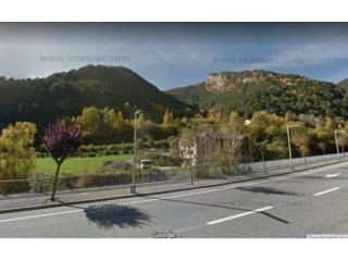 Rent warehouse Sornas Andorra : 240 m2, 1 600 EUR