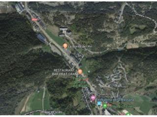 louer Terrain La  Massana Andorre : 1800 m2, 5 400 EUR