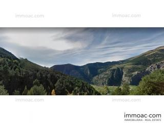 Acheter Terrain Canillo Andorre : 1732 m2, 380 000 EUR