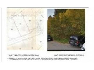 Buy Land Sispony Andorra : 537 m2, 315 000 EUR